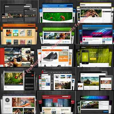 600+ Wordpress Premium Themes/Websites - DVD Disk, +3 Bonuses With Resell Rights