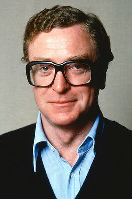 Michael Caine wearing glasses 11x17 Mini Poster