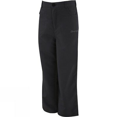 Sprayway Peregrine Pants Kids - Walking Trousers - Charcoal Quick drying Pockets