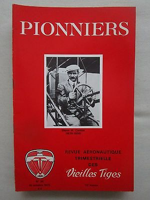 Pionniers 38 Glenn Curtiss Hydraviation Golden Flyer Ecole Bleriot Rickenbacker