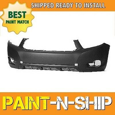NEW 2008 2009 2010 Toyota Highlander Front Bumper Painted TO1000338