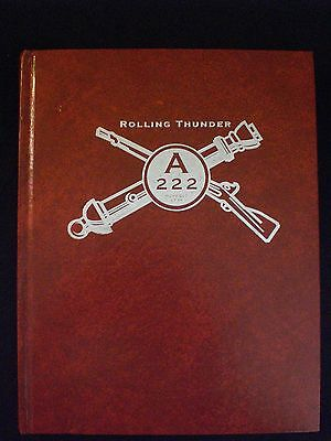 ROLLING THUNDER Alpha Battery 2-222 Field Artillery Yearbook IRAQI FREEDOM 2006
