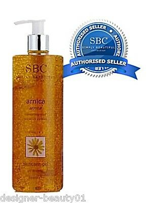 SBC ARNICA Skin Care Gel 250ml With Pump - Official Stockist