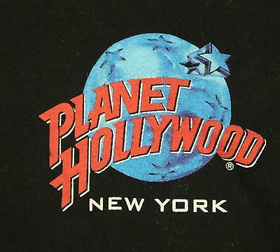 Planet Hollywood Key New York City Medium T shirt