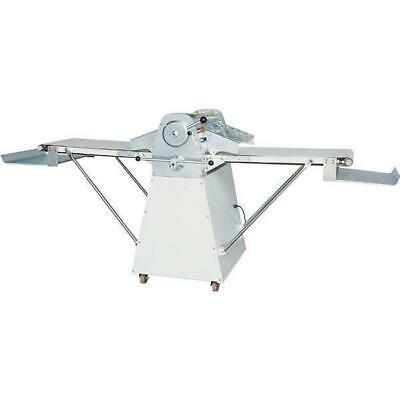 Dough / Pastry Sheeter Freestanding, 3 Phase, 650mm Belt Width, Bakery Equipment