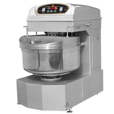 Heavy Duty Spiral / Fork Mixer, 50kg Dry Flour / 80kg Dough, Bakery Equipment
