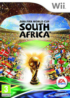2010 FIFA World Cup South Africa (Wii) VideoGames