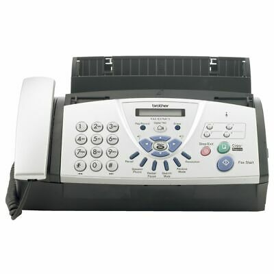 Brother FAX-837MCS Thermal Transfer Plain Paper Fax Machine for A402RF PCN