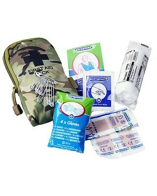 Kombat Small First Aid Kit In Pouch Btp