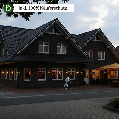 2ÜN/2Pers.Urlaub 3*Hotel & Restaurant Kruse zum Hollotal Oldenburger Münsterland