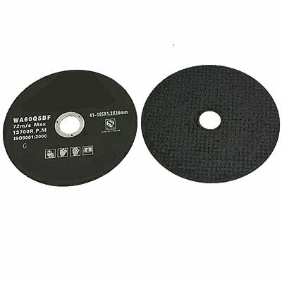 2 Pcs 1.2mm Thick Abrasives Cutting Discs Grinding Wheels