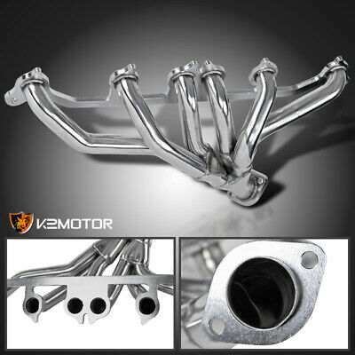 Jeep 91-99 Wrangler Cherokee 4.0L L6 Stainless Manifold Exhaust Header