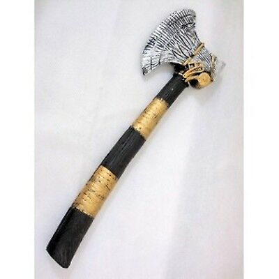 Foam Axe Indian Tomahawk style 50cm  Fancy Dress LARP