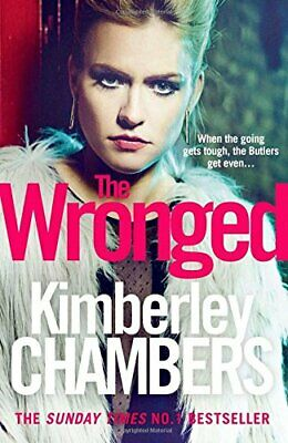 The Wronged (Butlers 3) by Chambers, Kimberley Book The Cheap Fast Free Post