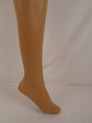 aaaf4f38b Berkshire Silky Sheer Control Top Pantyhose Sandalfoot Beige Size 1x 2x  683CCC