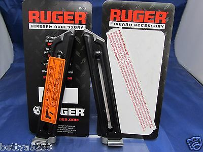 Two Factory Ruger Mark I Magazine  MKI  Mag 9 Rounds  M9 Clip  22 LR clip 90062