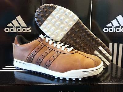 Adidas Adicross Classic Spikeless Golf Shoes New In Box