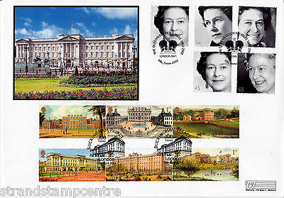 2014 Buckingham Palace (Stamps) - Privately Produced Westminster Double !