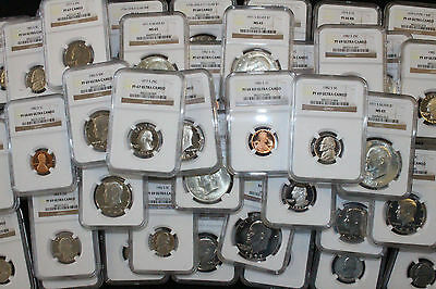 1 Graded US Coin Collection NGC MODERN SLAB COIN FREE SHIPP USA OPEN TO REQUEST
