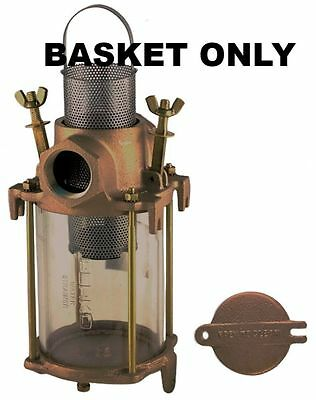 Perko 0493-006-99D BASKET 2-5/8x5-7/8 for Intake Water Strainer Fig 493-006 MD