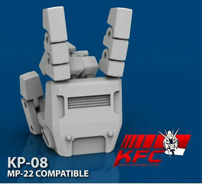 KFC KP08 Posable Hands for MP-22 Ultra Magnus,In stock!
