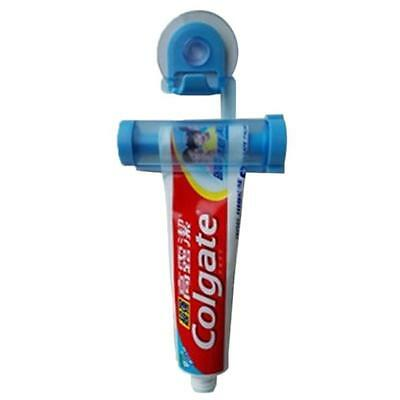 Convenient Rolling Tube Squeezer Toothpaste Dispenser Home Bathroom Holder - 6A