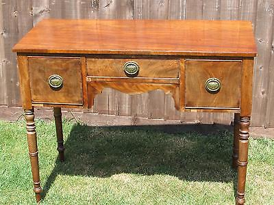 Elegant Georgian Mahogany Sideboard of Smaller Proportions Circa 1810 George III