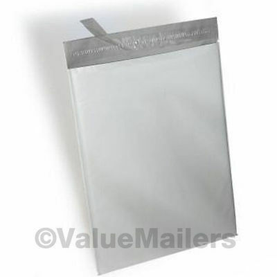 "100 24x24 VM Brand 2 Mil Poly Mailers Envelopes Plastic Shipping Bags 24"" x 24"""
