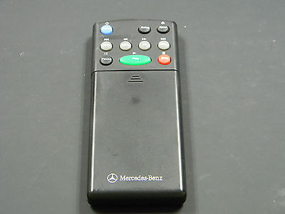 MERCEDES BENZ R CLASS DVD REAR Entertainment Remote Control REAR SEAT B67826629