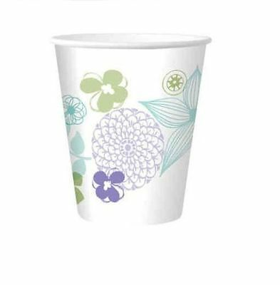 Dixie Paper Cold Drink Cup 12 oz 300 Count Quick Restaurants Service DXE 827287