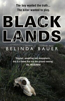 Blacklands by Bauer, Belinda Paperback Book The Cheap Fast Free Post