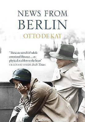 News from Berlin, de Kat, Otto, New condition, Book