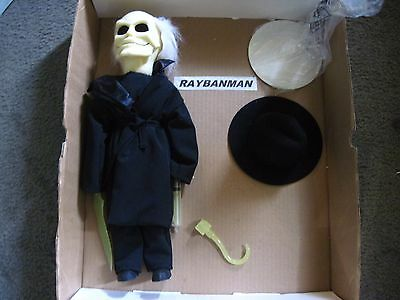 Puppet Master Full Moon Prop Replica 1:1 Reanimation Blade Glow-in-the-Dark