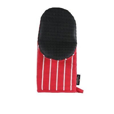 NEW Scanpan Striped Oven Mitt with Silicone (RRP $20)