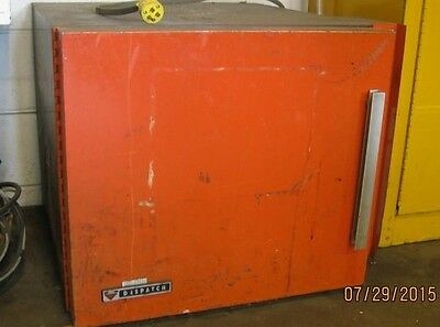 Despatch Electrode - Warming Oven