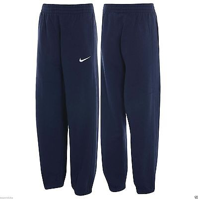 Nike Junior Boys Cuffed Joggers Training Bottoms Pants All Size 404375-451