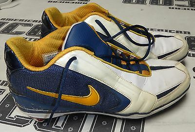LaDainian Tomlinson Game Used Worn Chargers Football Cleats Nike Size 12.5 2007