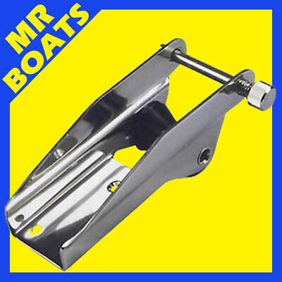 ANCHOR / BOW (Sprit) ROLLER Stainless Steel with Pin ✱ MEDIUM SIZE ✱ FREE POST