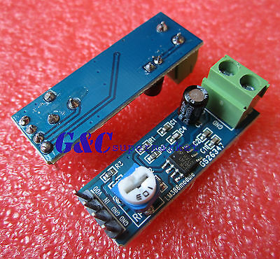 LM386 Audio Amplifier Module 200 Times 5V-12V 10K Adjustable Resistance M55