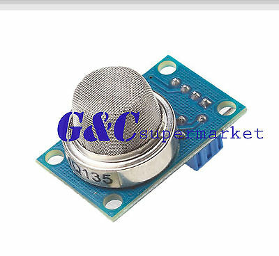 MQ135 MQ-135 Air Quality Sensor Hazardous Gas Detection Module Arduino
