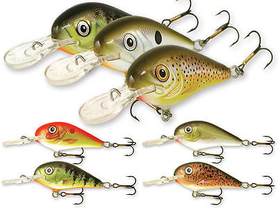 Goldy Fighter 5cm / floating / trout, ide, chub lures / *G04-*