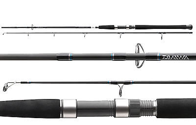 Daiwa Megaforce Pilk / 2,10-2,70m / Pilkrute / Boatrute Boot Angelrute