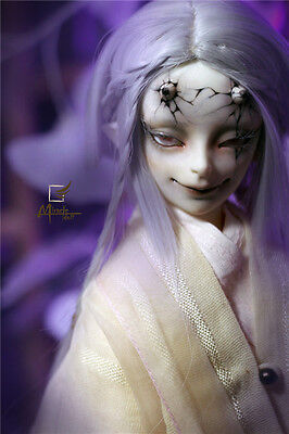 Baiye ghost head only LIMITED MiracleDoll 1/4 BOY MSD size bjd