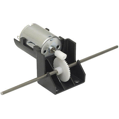 Clunk Click GearBox Black Transmission Unit