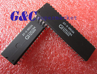 1PCS AY-3-8910A Programmable Sound Generator IC DIP40 NEW GOOD QUALITY D18