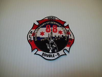 Chicago Fire Department Engine 88 Patch