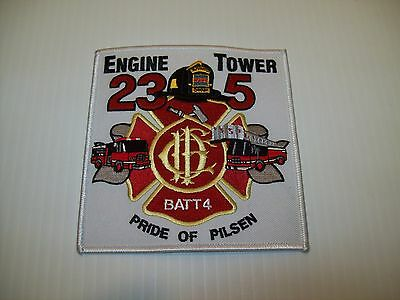 Chicago Fire Department Engine 23 Patch