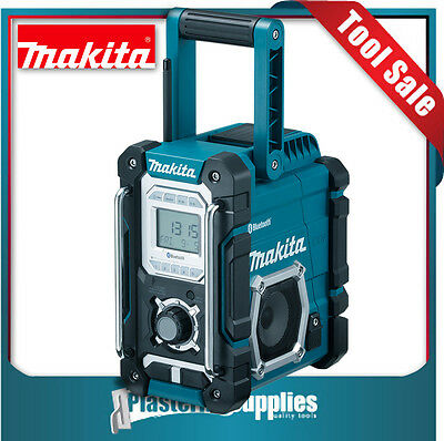 MAKITA DMR108 18v LXT Li-Ion Cordless Bluetooth Jobsite Radio