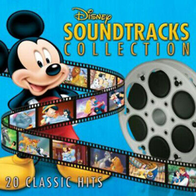 Various Artists : Disney Soundtracks Collection CD (2010) FREE Shipping, Save £s
