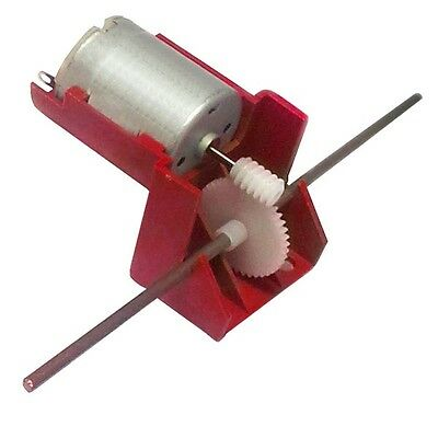 Clunk Click GearBox Red Transmission Unit